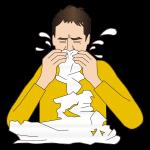 蓄膿症は、鼻のかみすぎに注意。逆効果になってしまいます。
